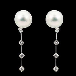 深愛-珍珠耳環