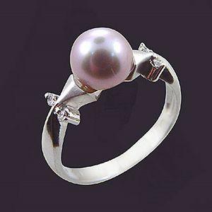 真情-珍珠戒指
