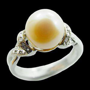 美麗佳人-珍珠戒指