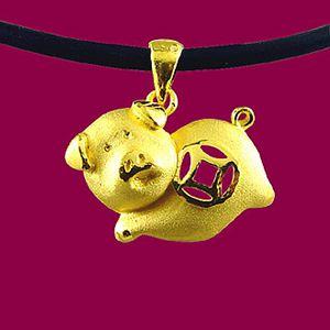 發財豬-黃金精品