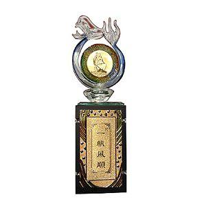 龍-水晶琉璃金牌獎座