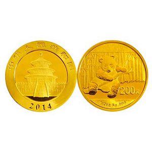 熊貓1/2盎司-紀念金幣