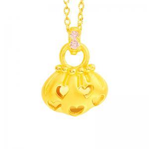淑女包-黃金小套鍊