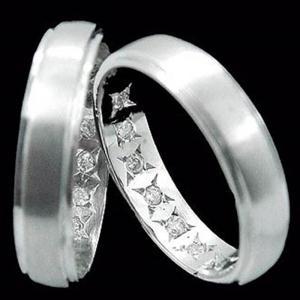 藏愛久久-結婚對戒