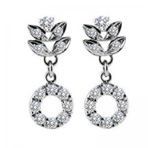 獨領風騷-鑽石耳環