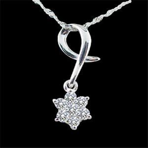 美麗星光-鑽石墜子