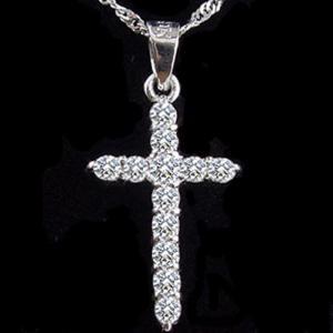 神聖的愛P-鑽石墜子