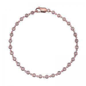 幸福光點-鑽石手環