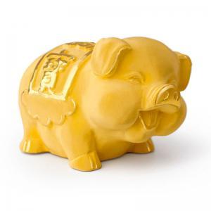 福寶豬(2錢)-黃金精品