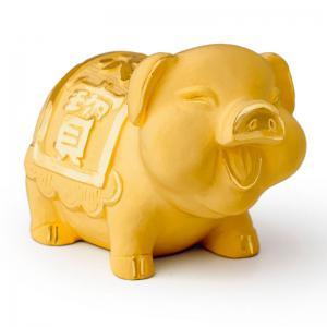 福寶豬(4錢)-黃金精品