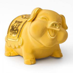 福寶豬(5錢)-黃金精品