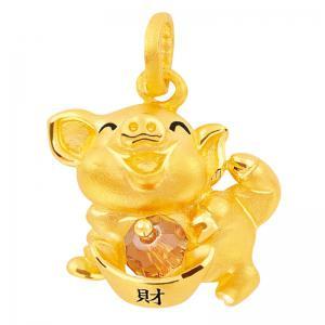財滿滿豬-黃金精品