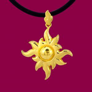 太陽神-男士金飾