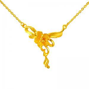花徑漫遊-黃金小套鍊