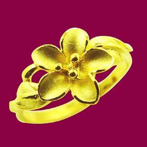 春意無限-黃金戒指