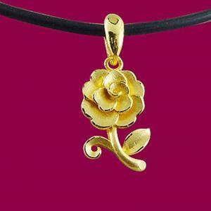 玫瑰花-黃金精品