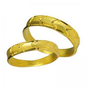 專屬導航-黃金結婚對戒