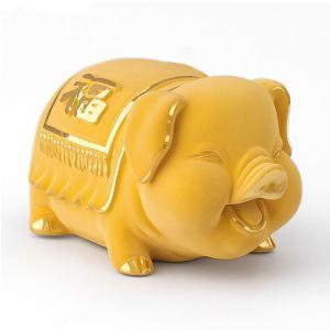 寶福豬-黃金金飾禮品