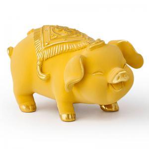 小富貴豬-黃金金飾禮品