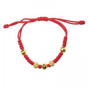 彌月手鍊(約0.48錢)-黃金彌月金飾