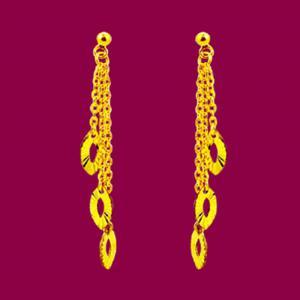 傳情-黃金耳環