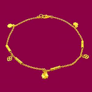 幸福連連-黃金腳鍊