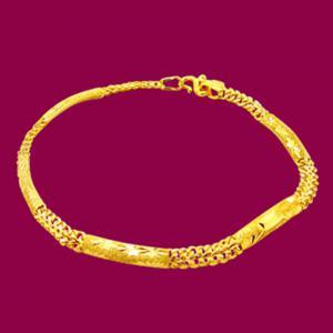 永恆-黃金手鍊
