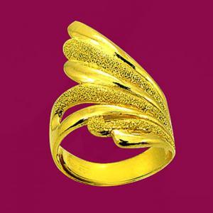 多重魅力-黃金戒指