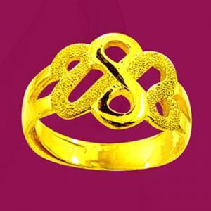 發發發-黃金戒指