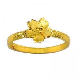 春之頌-黃金戒指