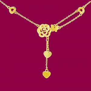 玫瑰心-黃金精品