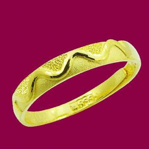 榮耀冠冕-黃金戒指