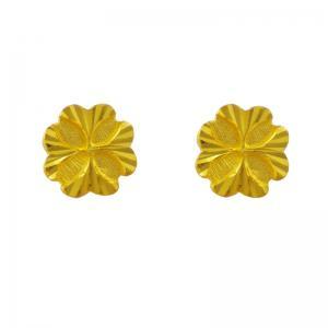 晶采-黃金耳環
