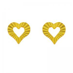 專一-黃金耳環