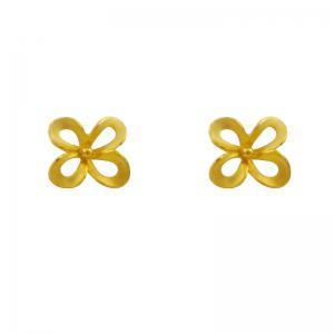 想見你-黃金耳環
