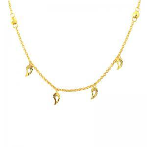 羽翼之星-黃金腳鍊