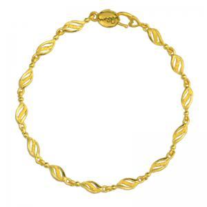 絕代佳人-黃金手鍊