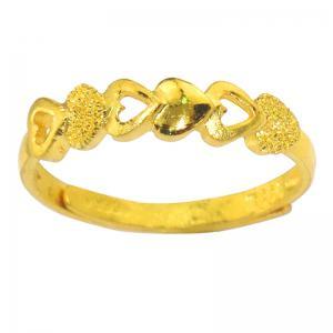 恆情-黃金戒指